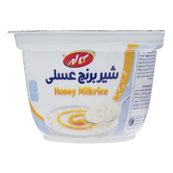 شیربرنج عسلی کاله مقدار 200 گرم