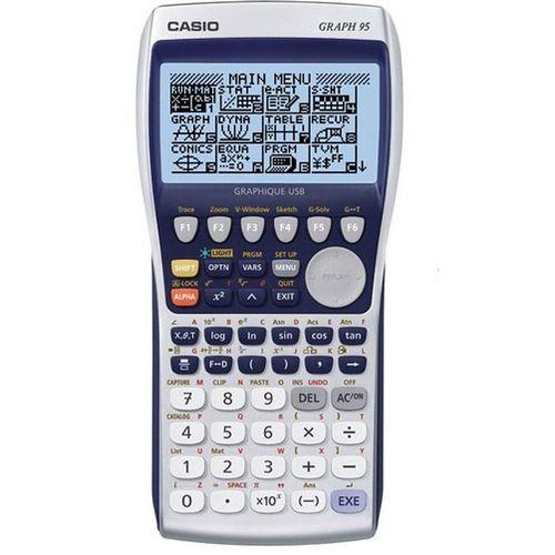 ماشین حساب کاسیو مدل Graph 95