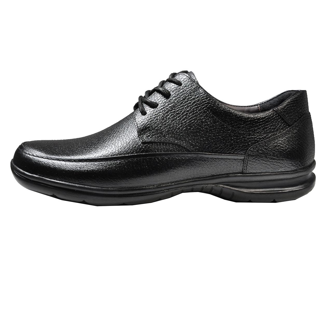 کفش طبی مردانه مدل مهاجر m114m