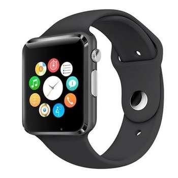ساعت مچی هوشمند مدل A1 به همراه ۲ مدل محافظ صفحه نمایش اسمارت الکتریک