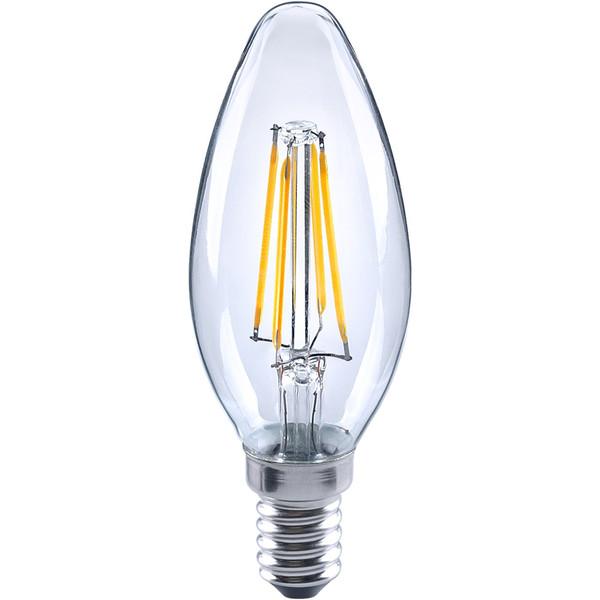 لامپ ال ای دی فیلامنتی 4 وات آاگ مدل FL-C35 پایه E14