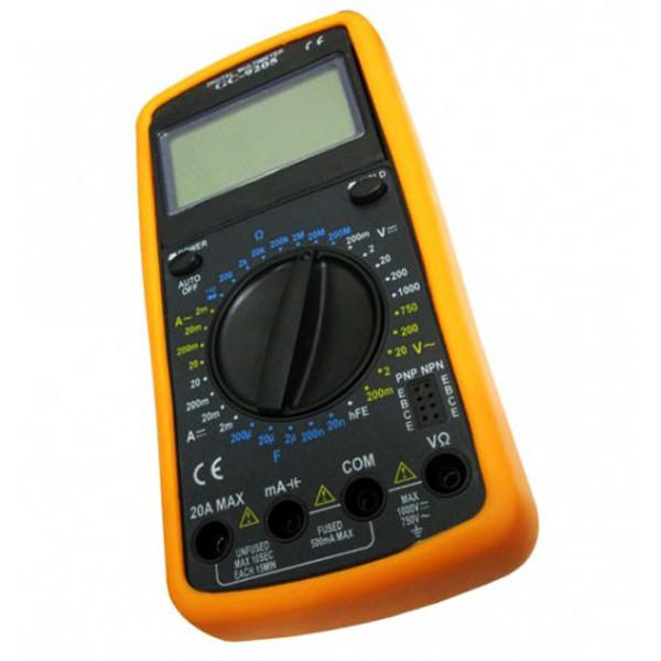 مولتی متر دیجیتال مدل 9205A