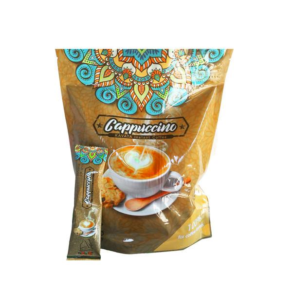 قهوه فوری کاپوچینو کاواتا 15 عددی