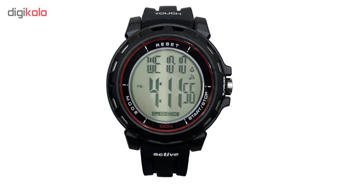 ساعت مچی دیجیتالی مردانه اکتیو مدل YP14649-01             قیمت