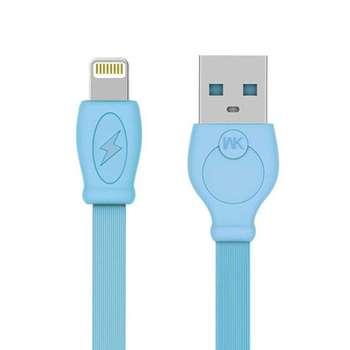 کابل تبدیل USB به لایتنینگ دابلیو کی مدل WDC-023 طول 3 متر