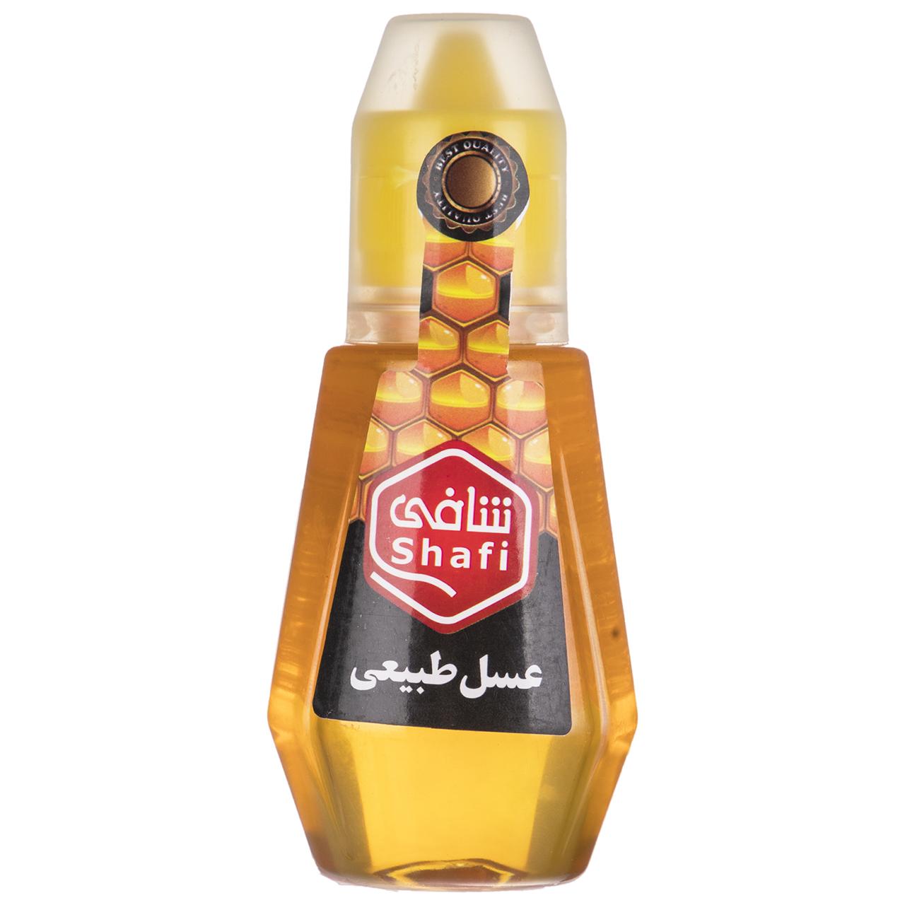 عسل طبیعی شافی مقدار 200 گرم