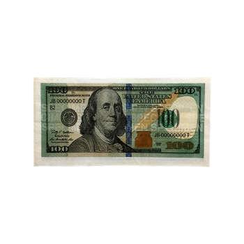 دستمال کاغذی جیبی 10 برگ طرح دلار