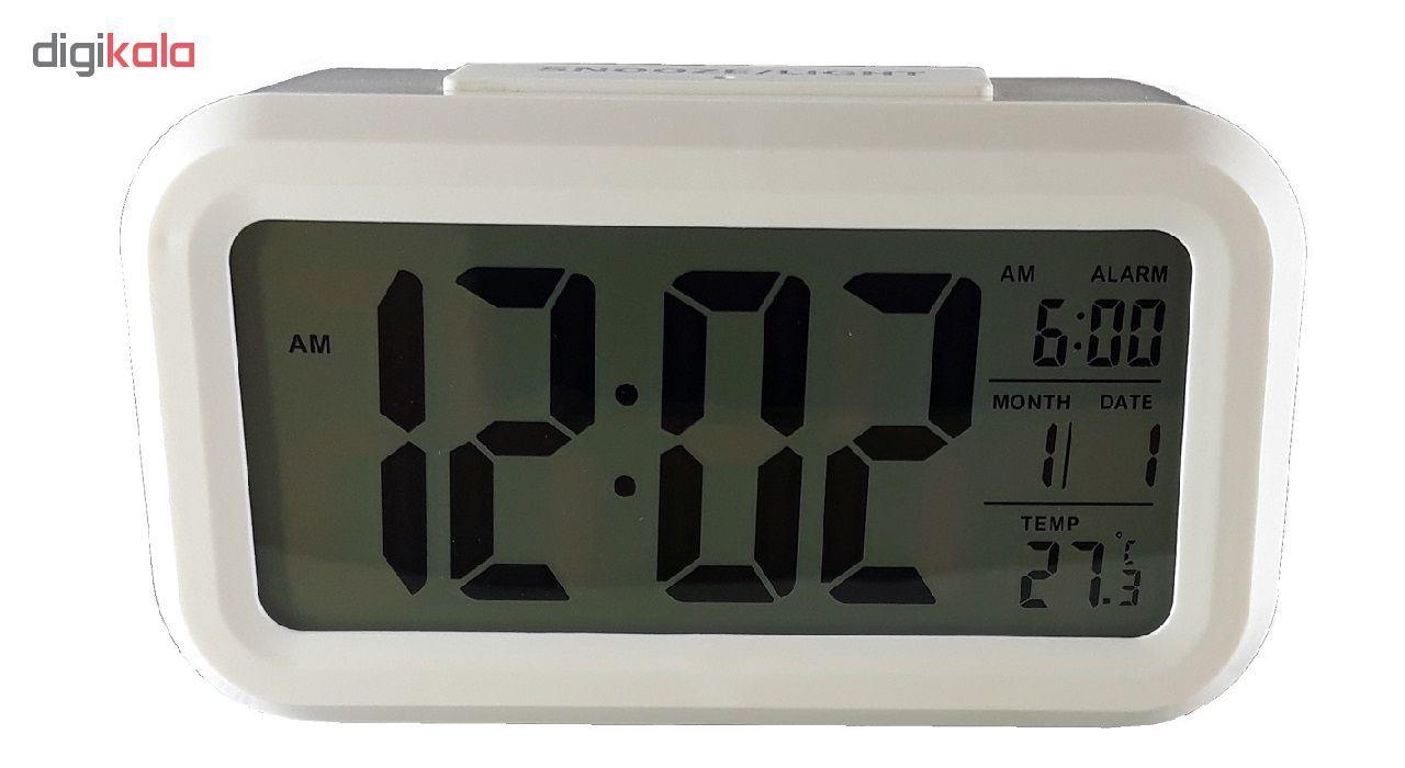 ساعت رومیزی هوشمند اسمارت کلاک مدل TCK-18 کدW11 main 1 1