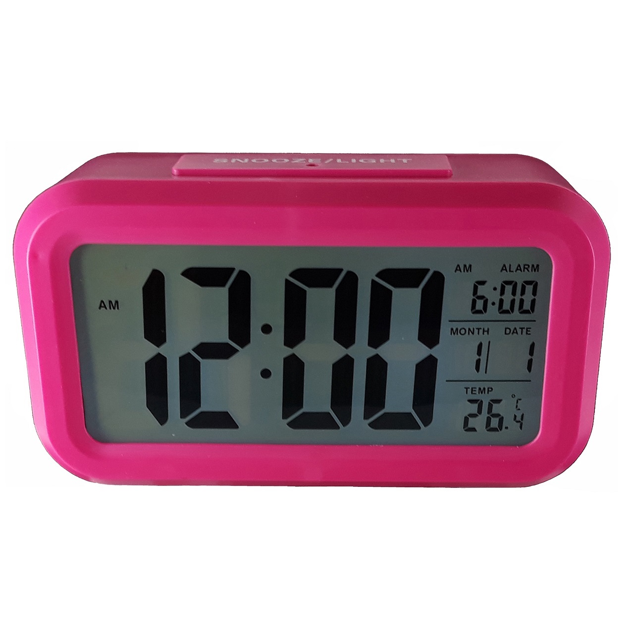 ساعت رومیزی هوشمند اسمارت کلاک مدل TCK-18 کدP21
