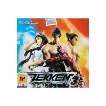 بازی TEKKEN ۳ مخصوص ps1