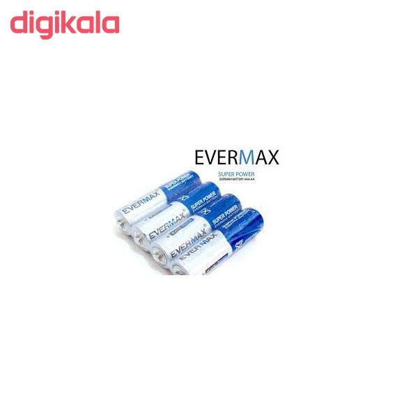 باتری قلمی اورمکس مدل super power  بسته 4 عددی main 1 1