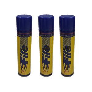 کپسول گاز فندک فایر کد 22021 بسته 3 عددی