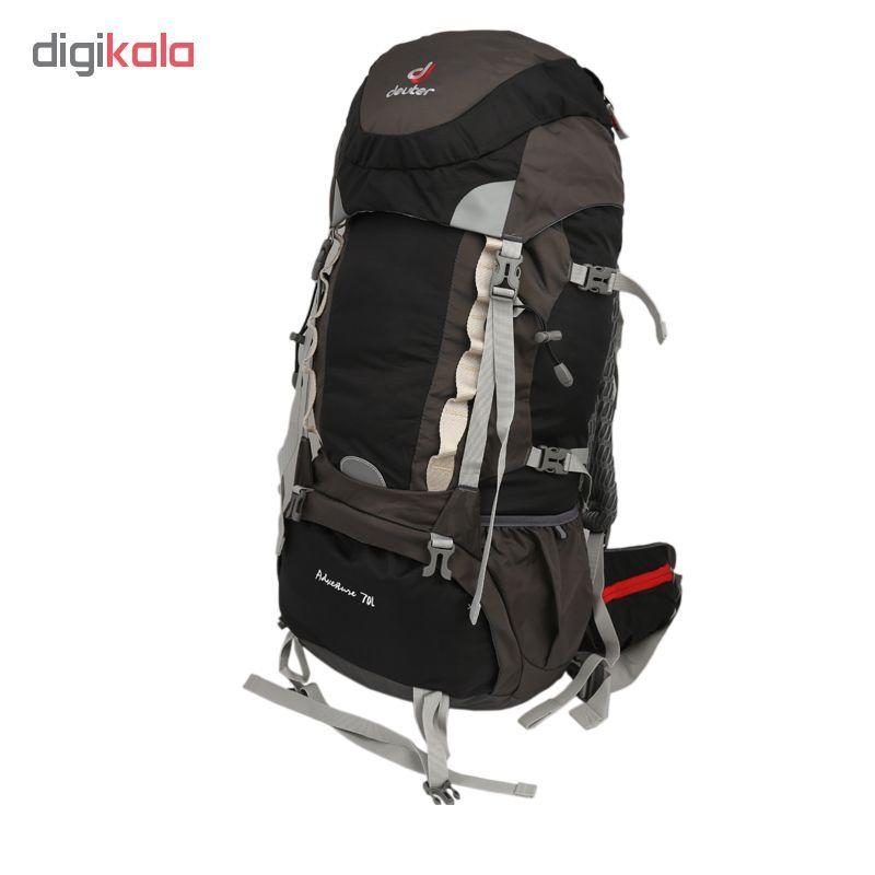 کوله پشتی کوهنوردی 70 لیتری دیوتر مدل adventure main 1 6