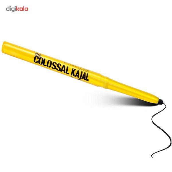 مداد چشم میبلین مدل Colossal Kajal main 1 1