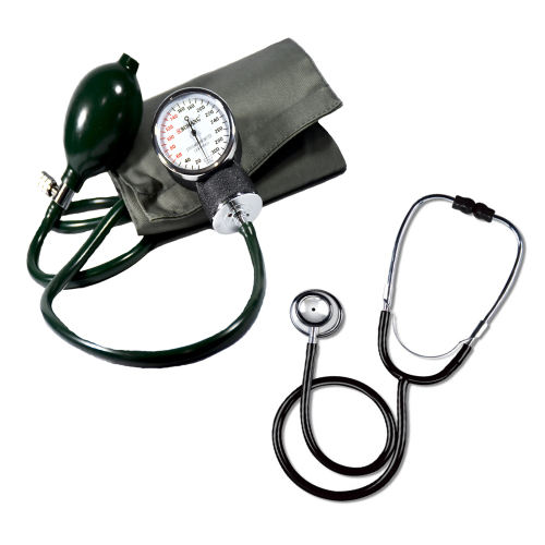 فشارسنج عقربه ای کابوکانگ مدل BK 2002 به همراه گوشی طبی کابوکنگ مدل BK3002