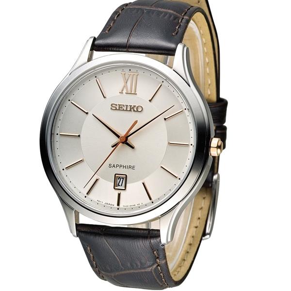 ساعت مچی عقربه ای مردانه سیکو مدل SGEH55P1 39