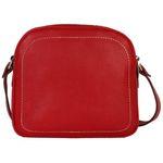 کیف دوشی رویال چرم کد W61-Red thumb