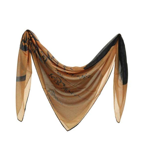 روسری زنانه نوولاشال مدل 0257