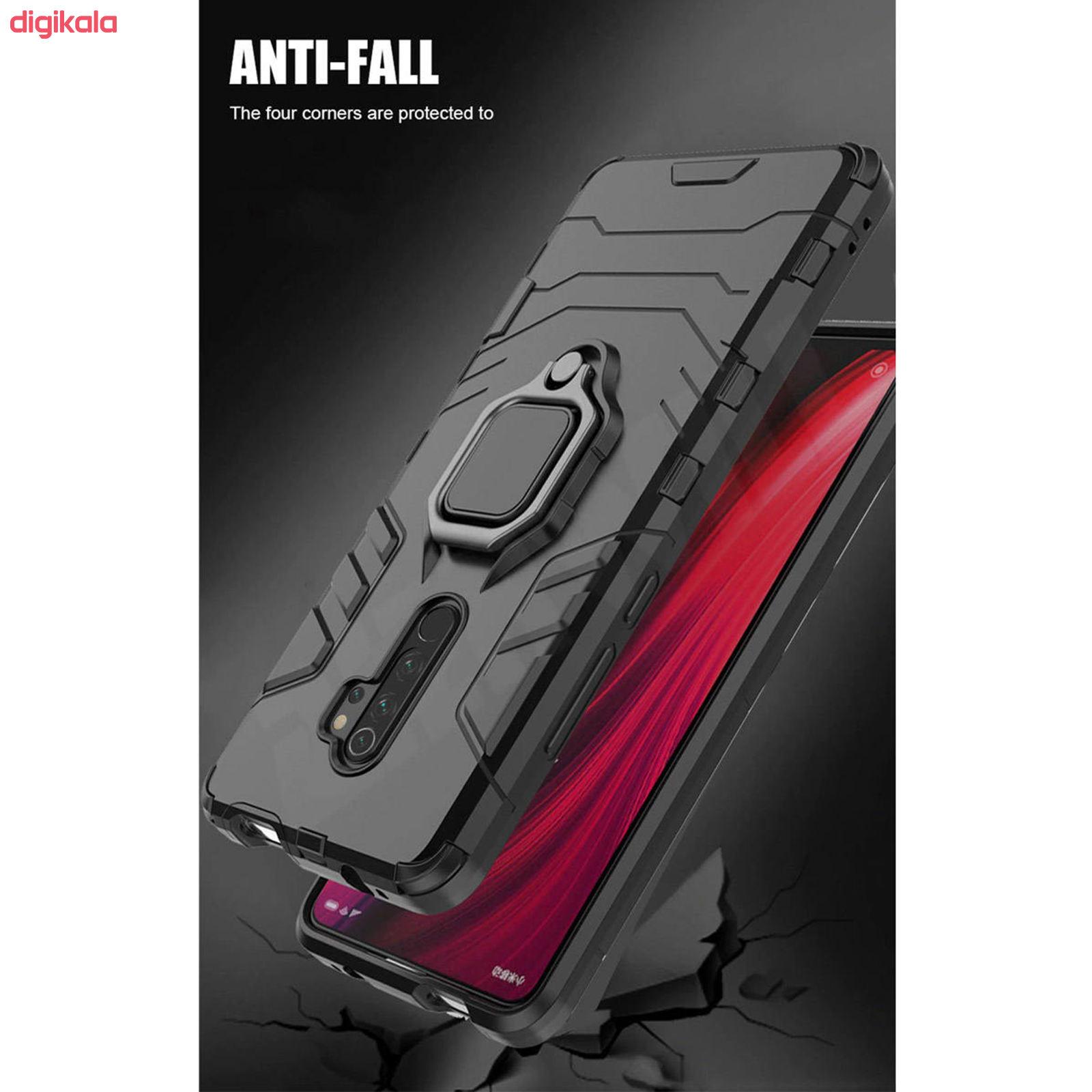 کاور کماندو مدل ASH21 مناسب برای گوشی موبایل شیائومی Redmi Note 8 Pro main 1 12