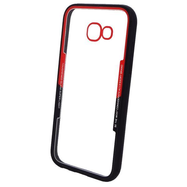 کاور مدل clear مناسب برای گوشی سامسونگ A5 2017