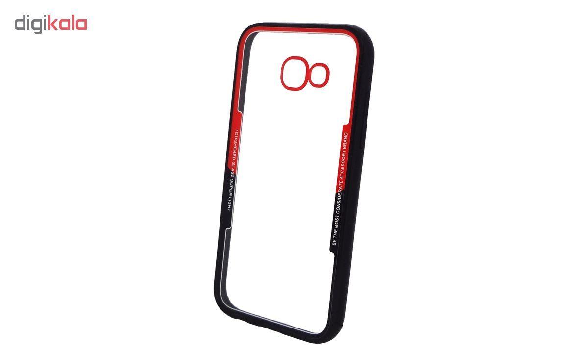 کاور مدل clear مناسب برای گوشی سامسونگ A5 2017 main 1 1