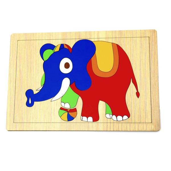 پازل 40 تکه مدل Elephant