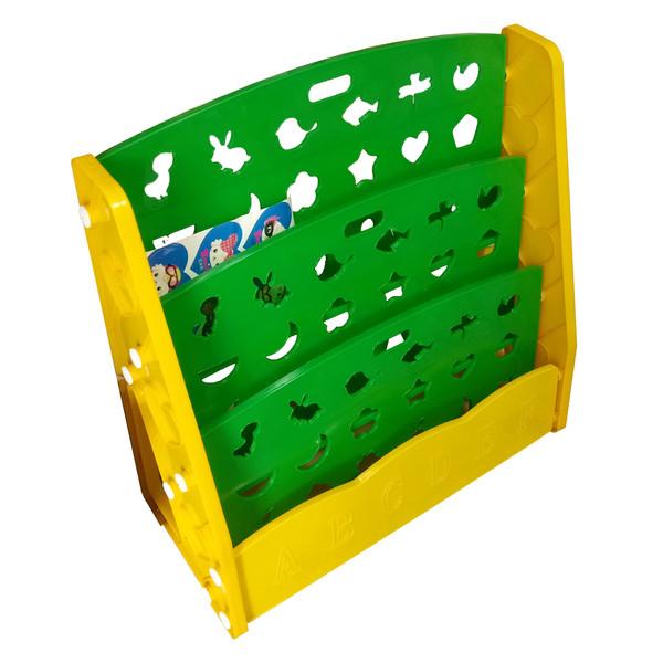 قفسه کتاب اتاق کودک مدل مانا