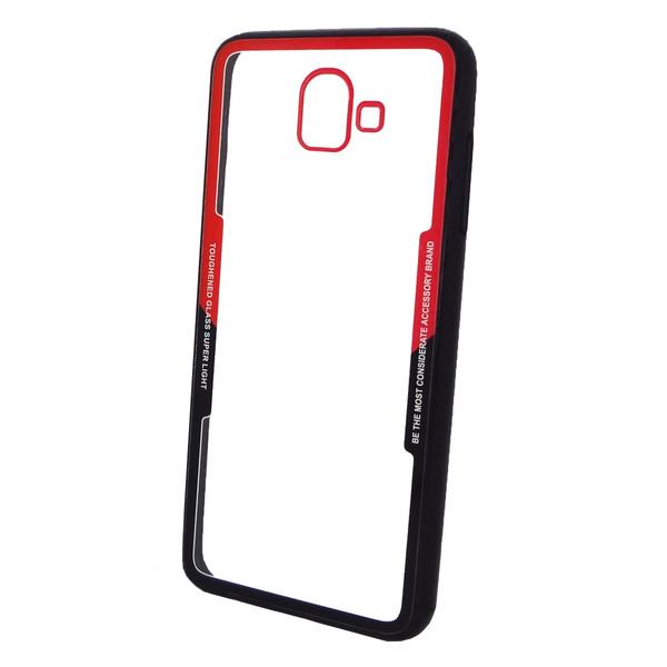 کاور مدل clear مناسب برای گوشی سامسونگ J6 2018