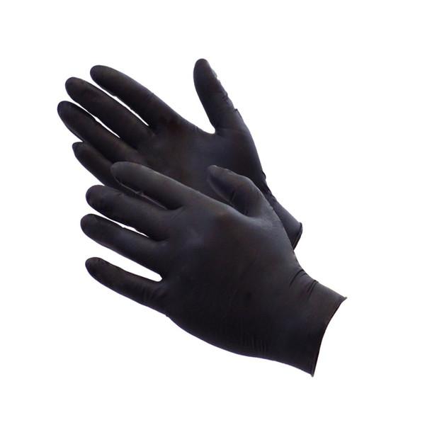 دستکش یکبار مصرف لاتکس کد L بسته 10 عددی