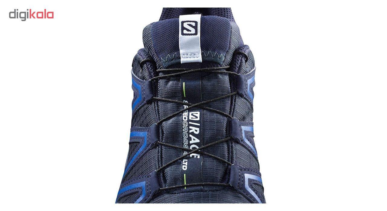 کفش مخصوص پیاده روی مردانه سالومون مدل 406113 MIRACLE