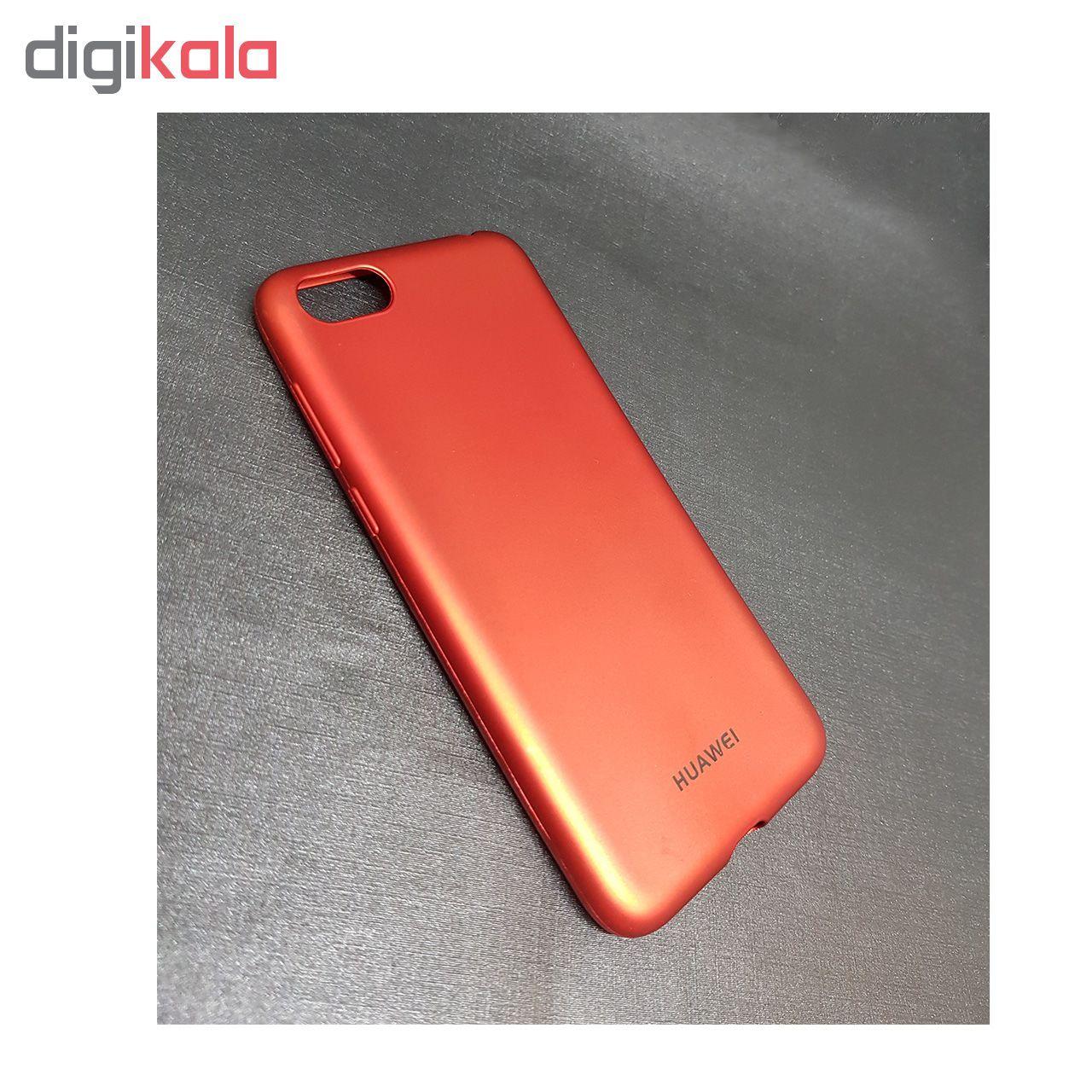 کاور ژله ای مدل Soft TPU مناسب برای گوشی موبایل هواوی huawei y5 prime 2018 main 1 2