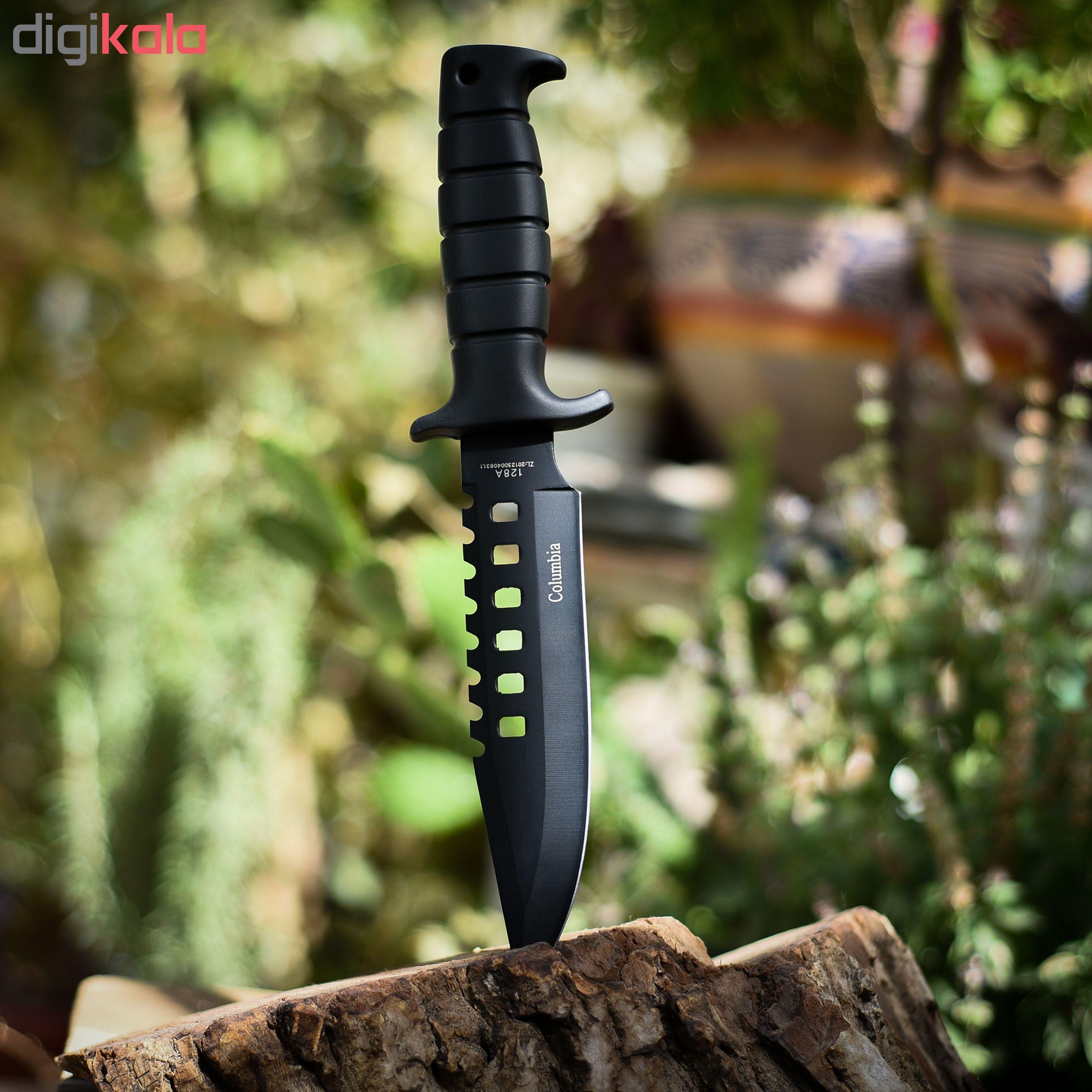 چاقو سفری کلمبیا مدل 128A