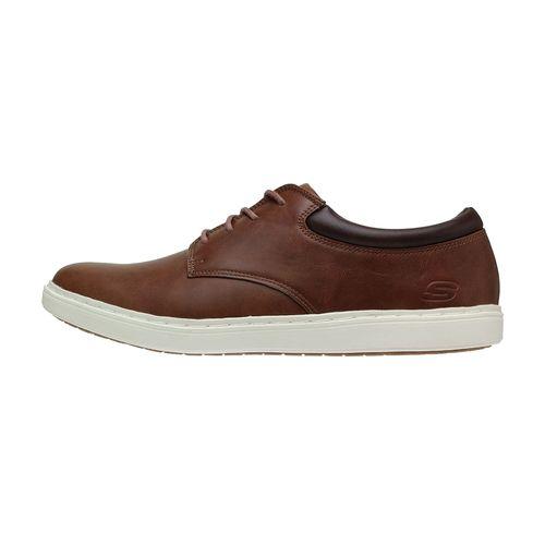 کفش راحتی مردانه اسکچرز مدل  MIRACLE 65549BRN