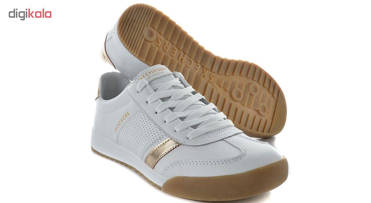 کفش مخصوص پیاده روی زنانه اسکچرز مدل MIRACLE 960WTGD