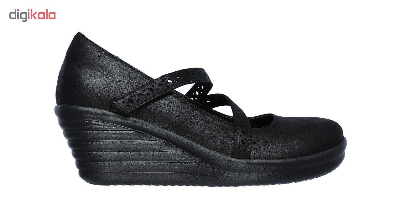 کفش زنانه اسکچرز مدل  MIRACLE 44806BLK