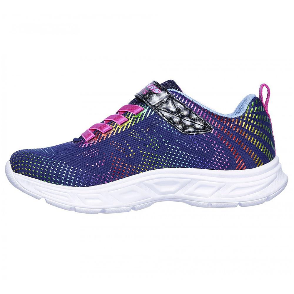 کفش مخصوص پیاده روی بچگانه اسکچرز مدل MIRACLE 10959L-NVMT
