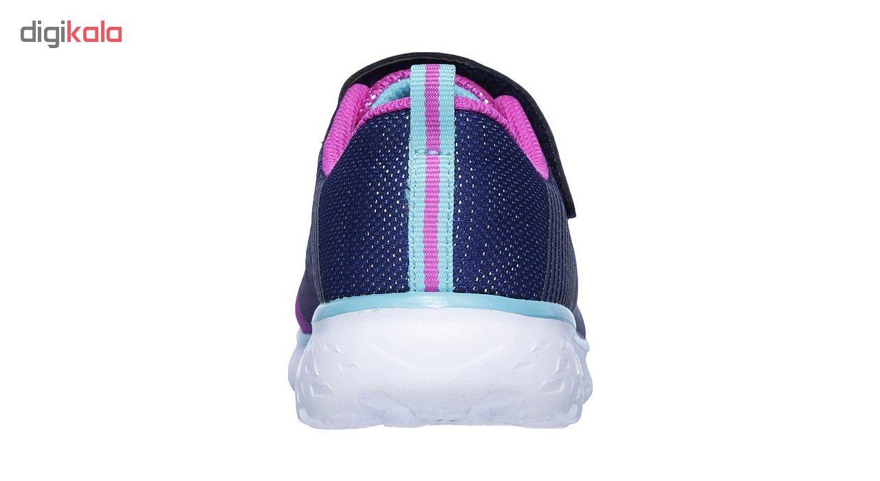 کفش مخصوص پیاده روی بچگانه اسکچرز مدل MIRACLE 81354L-NVPK
