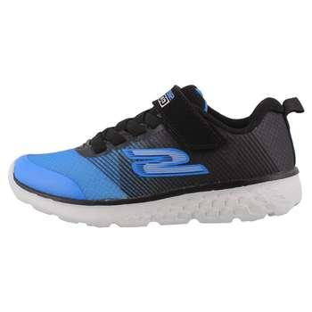 کفش مخصوص پیاده روی بچگانه اسکچرز مدل MIRACLE 97685L-BKRY