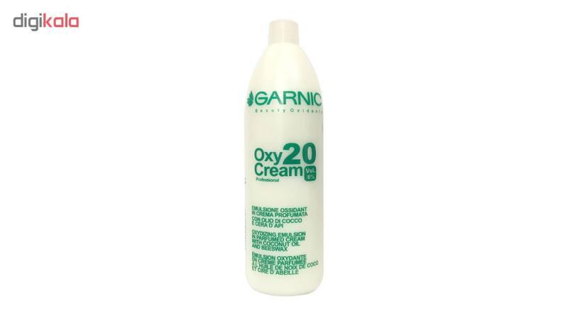 اکسیدان گارنیک مدل Ocy20 شش درصدی حجم 1000 میلی لیتر