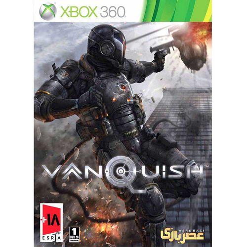 بازی Vanquish مخصوص ایکس باکس 360
