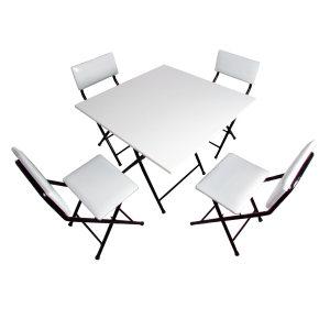 میز و صندلی ناهارخوری میزیمو کد 5303