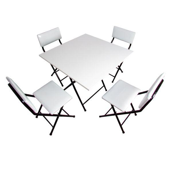 میز و صندلی سفری میزیمو مدل تاشو کد 5303