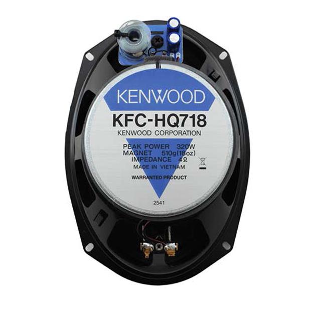 اسپیکر خودرو کنوود مدل KFC-HQ718 بسته دو عددی