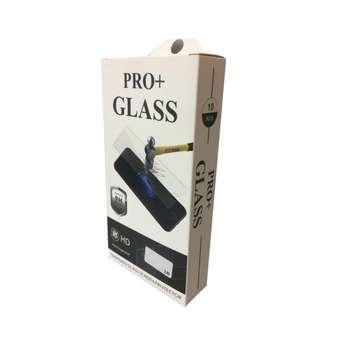 محافظ پشت گلس پرو پلاس مدل HD ANTI FINGERPRINT مناسب برای گوشی موبایل APPLE IPHONE X بسته ی 10 عددی
