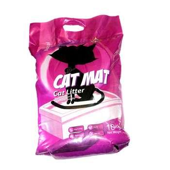 خاک بستر گربه کت مت وزن 10 کیلوگرم