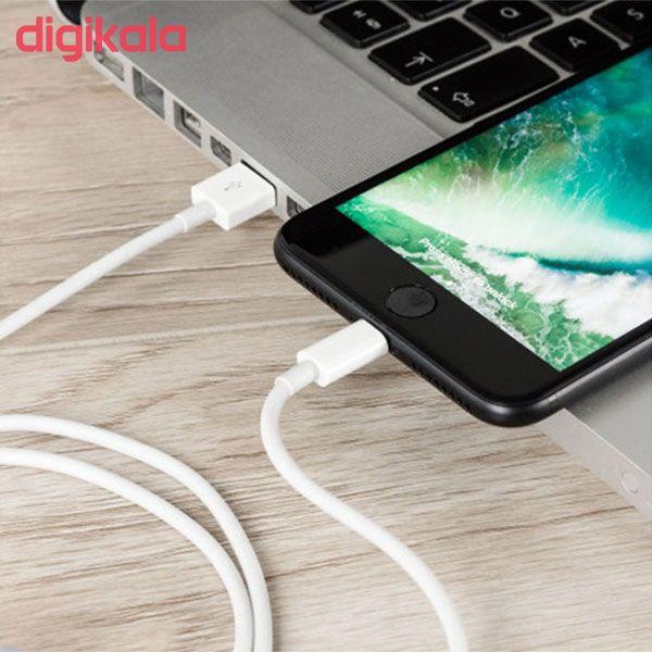 کابل تبدیل USB به لایتنینگ  مدل btrbuy+ طول 1متر main 1 3