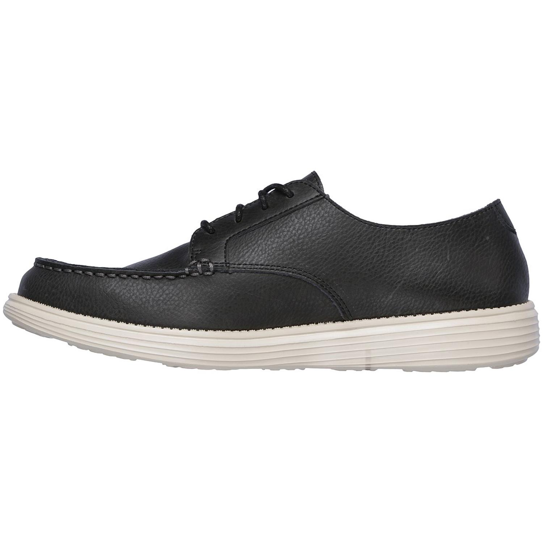 کفش مخصوص پیاده روی مردانه اسکچرز مدل MIRACLE 65504BLK