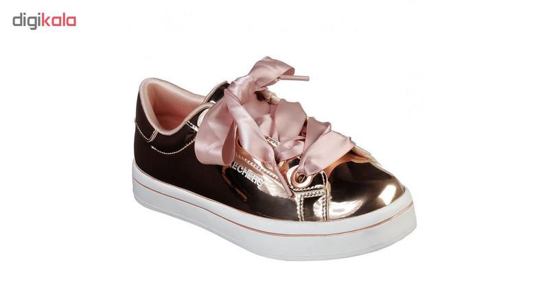 کفش دخترانه اسکچرز مدل MIRACLE 84693L-RSGD