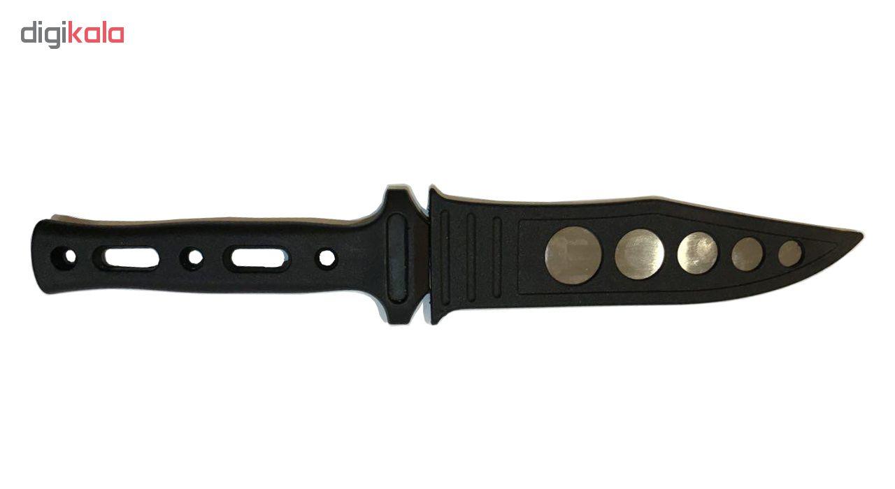 چاقوی سفری مدل Deco مجموعه 3 عددی