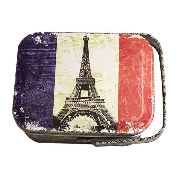 جعبه هدیه فلزی مدل Paris